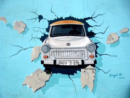 Berlin Wall Art | © schaerfsystem / Pixabay