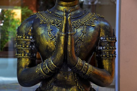 Gods form an important part of Cambodian culture