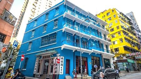 Hong Kong Blue House