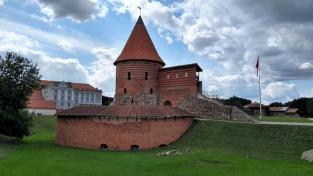 Kaunas Castle| ©patrick janicek/Flickr