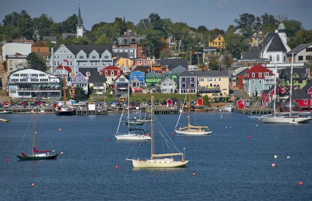 Lunenburg Harbour | © Ron Cogswell / Flickr