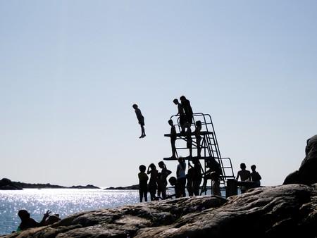 Diving tower outside Gothenburg | © Martin Jakobsson / imagebank.sweden.se