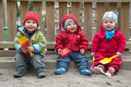 Taking time off work to raise children is not uncommon in Sweden | © Martin Svalander/imagebank.sweden.se