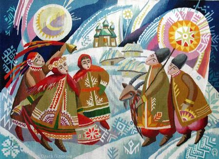 """Kolyada"" by Olga Pilyuhina | © S.g.freelancer/WikiCommons"