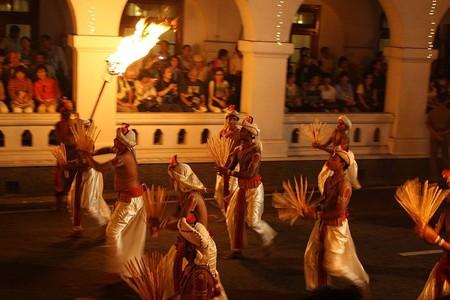 Peraheara in Kandy   © Omar AV / Wikimedia Commons