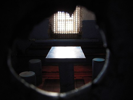 A special regime cell for political prisoners in Perm-36 | © Wulfstan / WikiCommons