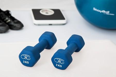 Gym equipments | © stevepb/Pixabay