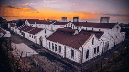 Constitution Hill is an unmissable Johannesburg attraction   Courtesy of Constitution Hill