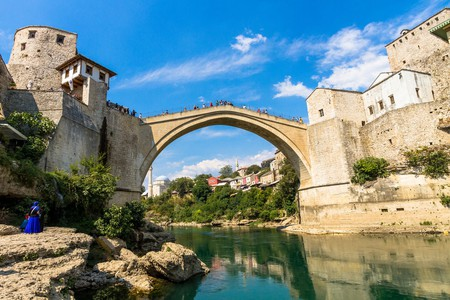 Stari Most | © Edward Reynolds/Flickr