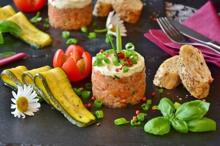 Salmon Tartare | © RitaE / Pixabay