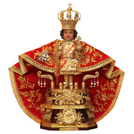 Santo Niño de Cebu | via Wikimedia Commons