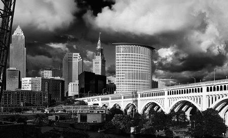 Cleveland Skyline   © Ras67 / Wikimedia Commons