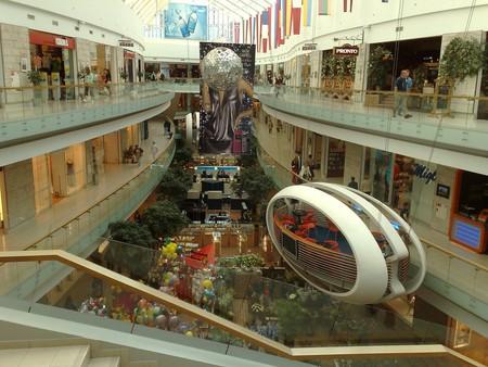 Shopping center in Lithuania | © Ville Säävuori/Flickr