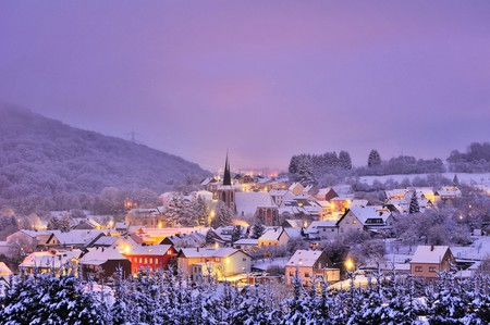 German town in Winter | © Avramescu Florin/Shutterstock