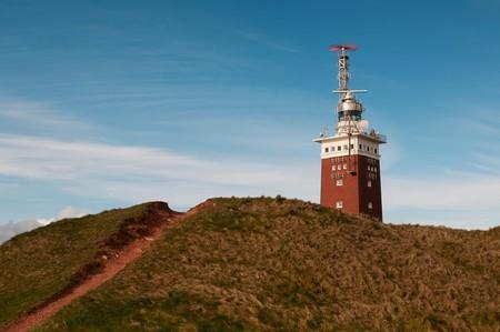 Heligoland lighthouse