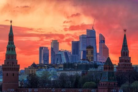 Views of Moscow   © dimbar76