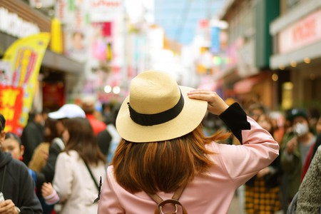 Just like any other city, Tokyo is full of tourist traps | © noina / Shutterstock