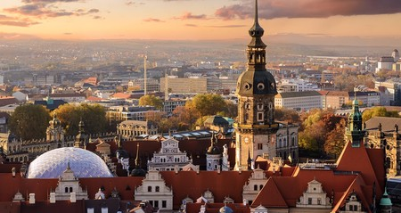 Skyline of Dresden, Germany | © Velishchuk Yevhen/Shutterstock