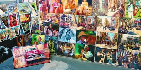 Havana art dealers, Cuba | © Lesinka372/Shutterstock
