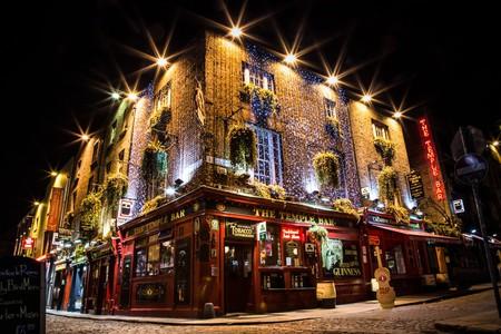 The Temple Bar, Dublin | ©Marc Lechanteur/Shutterstock