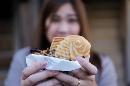 Discover a world of Japanese snacks   © mashee / Shutterstock