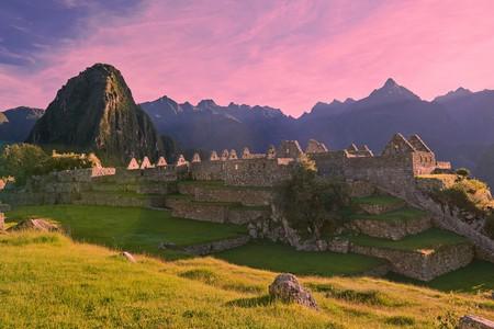 A sunset over Machu Picchu | © PixieMe / Shutterstock