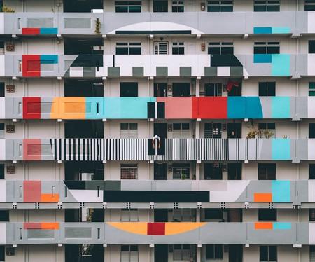 Singapore HDB Mural