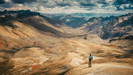 The Altiplano, Peru   © Arto Marttinen/Unsplash