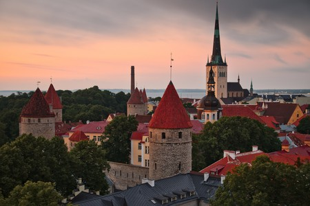 Tallinn  ©Rob Oo/Flickr