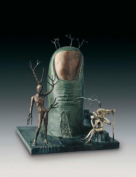 Salvador Dalí, Vision of the Angel (detail) 1977-1984 | © IAR Art Resources