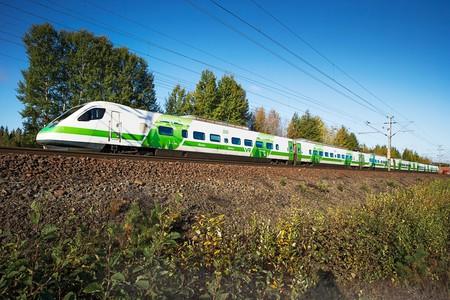 Courtesy of Finnish National Railways (VR)