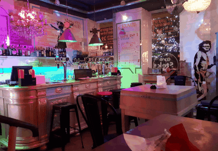 So much more than a butcher shop, Zakład Mięsny is a quirky, local hangout