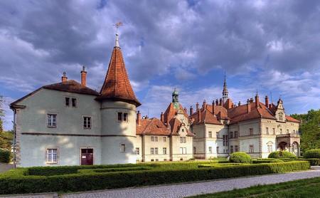Shenborn Palace|©Oleg Zharii/WikiCommons