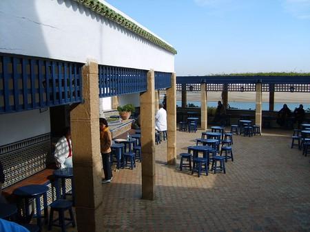 Café Maure in Rabat