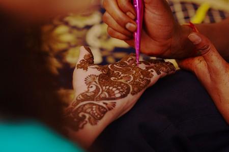 Mehndi at a East Indian Wedding | © Bandan / Flickr