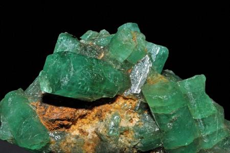 Colombian emeralds   © Géry Parent / Flickr