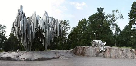 Sibelius monument in Helsinki |© WikiCommons