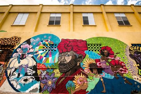 Mural by Patasha | © Paint Jamaica
