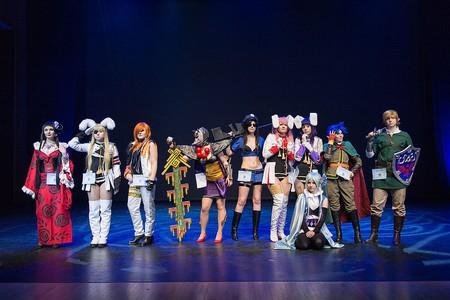 Cosplayers at Yukicon 2014   © Matias Tukiainen / WikiCommons