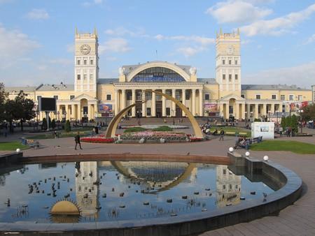 Kharkov, Ukraine ©Vladimir Khalev/WikiCommons