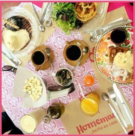 Cafe | Courtesy of Homemade. Hecho en Casa