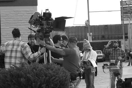 Film Crew © Vincent Diamante/Flickr