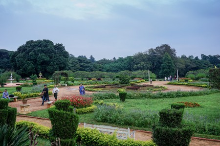 Bangalore is nicknamed 'the Garden City' of India   © Richard August / Flickr