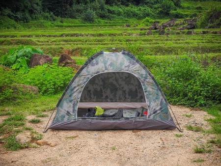 Camping in Meemure © Dananjaya Chathuranga Photography / Flickr