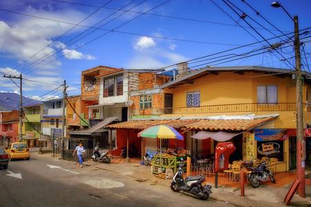 Medellín streets   © Pedro Szekely / Flickr