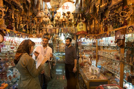 Vakil Bazaar, Shiraz   © Nick Taylor/Flickr