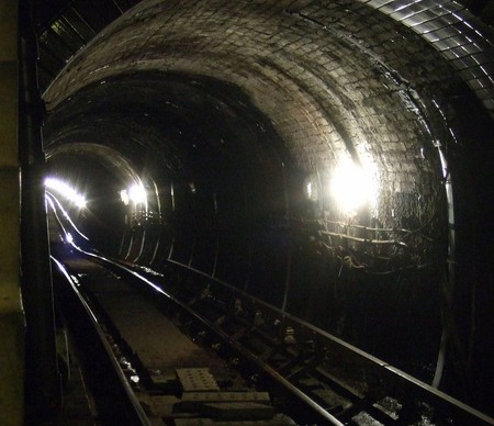 The Glasgow subway tunnels | © James Cridland/Flickr