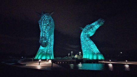 The Kelpies | © Mike King / Flickr
