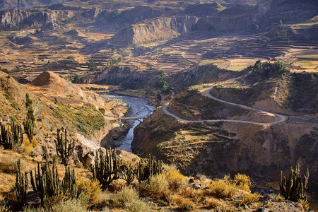 Colca Canyon | © Pedro Szekely / Flickr