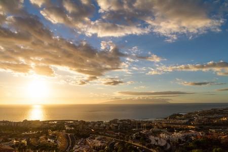Costa Adeje at dusk | © TimOve/Flickr